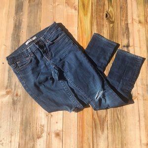 J Brand | Petite Pencil Skinny Leg Jeans Size 25